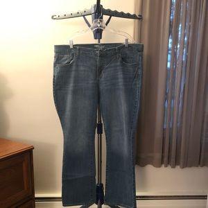 Old Navy Flirt Jeans regular length